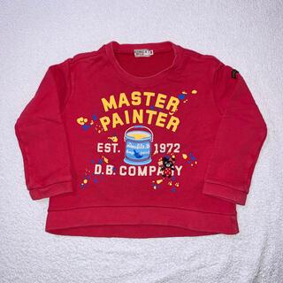 ダブルビー(DOUBLE.B)の100 ダブルB トレーナー(Tシャツ/カットソー)