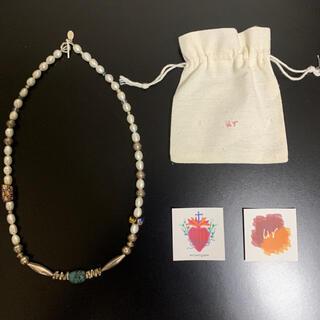 ユナイテッドアローズ(UNITED ARROWS)のur jewelry ターコイズ(ネックレス)