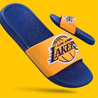 Los Angeles Lakers サンダル NBA ロサンゼルスレイカーズ