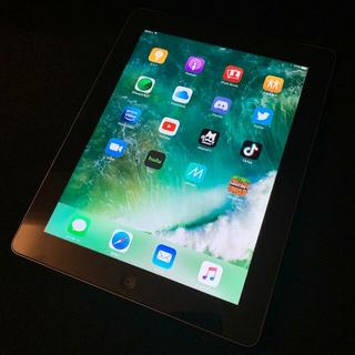 iPad - 【格安・美品】AU版 Wi-Fi+Cellularモデル iPad4 16GB