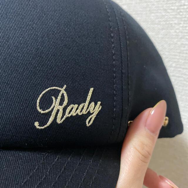 Rady(レディー)のRady 帽子 レディースの帽子(キャップ)の商品写真