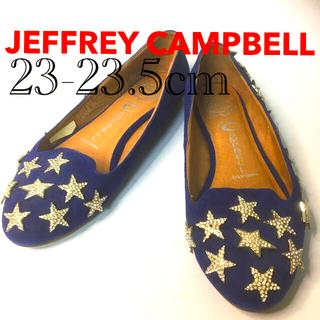 ジェフリーキャンベル(JEFFREY CAMPBELL)のJEFFREY CAMPBELL フラットシューズ(ハイヒール/パンプス)