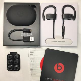 Beats by Dr Dre - Powerbeats3 Wireless Black (ワイヤレス:ブラック)