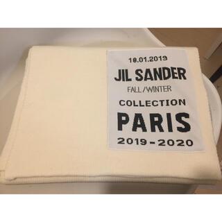 ジルサンダー(Jil Sander)のJIL SANDER ストール マフラー(マフラー/ショール)