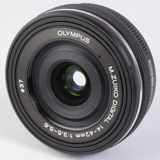 匿名配送!極上美品!滑らかズーミング★オリンパス14-42mm EZ