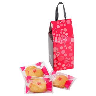 イセタン(伊勢丹)のアンリシャルパンティエ ハート サブレ(菓子/デザート)