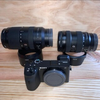 SONY - α6600・SEL70350G・SEL1655G のセット