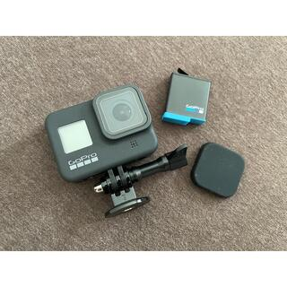 GoPro - 中古 GoPro Hero 8 Black 本体