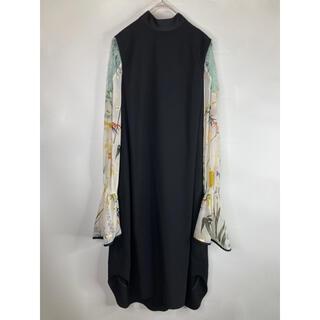 mame - mame かりん ワンピース マメ ドレス