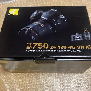 Nikon - Nikon D750 24-120VR レンズキット