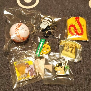 ハンシンタイガース(阪神タイガース)の阪神タイガース 秋山 セット(スポーツ選手)