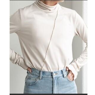アントマリーズ(Aunt Marie's)のAunt Marie's アウトシームヒートトップス(Tシャツ(長袖/七分))