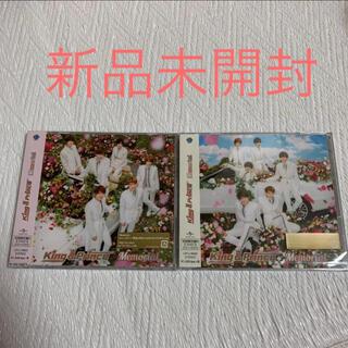 Johnny's - Memorial 初回A B King & Prince メモリアル キンプリ