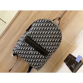 クリスチャンディオール(Christian Dior)の極美品ディオールショルダーバッグ、リュックサック(バッグパック/リュック)