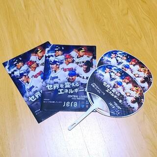 ハンシンタイガース(阪神タイガース)のJera セリーグ クリアファイル うちわ 非売品 プロ野球(スポーツ選手)