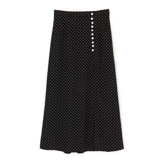プロポーションボディドレッシング(PROPORTION BODY DRESSING)のPROPORTION BODY DRESSING デシンドットマキシスカート(ロングスカート)