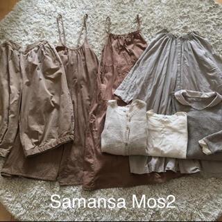 SM2 - Samansa Mos2♡秋冬7枚set