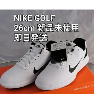 ナイキ(NIKE)の【新品未使用】 ナイキ 靴 ゴルフシューズ インフィニティ G メンズ 26.0(シューズ)
