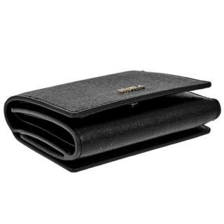 Furla - 新品✨タグ付き♪定価23100円 FURLA  三つ折り財布 BLACK 大特価