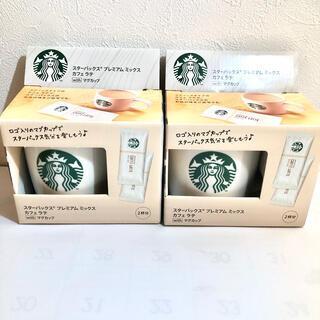 Starbucks Coffee - スターバックス プレミアムミックスカフェラテwithマグカップ