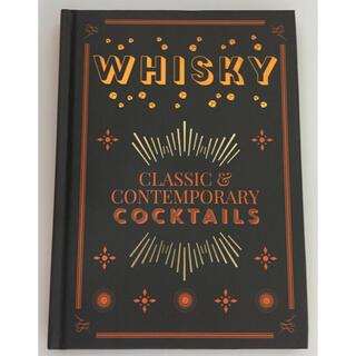 【新品】 日本未発売 洋書 ウイスキーで作る カクテルレシピ本 英語 インスタ映