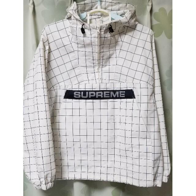 Supreme(シュプリーム)のsupreme19aw Heavy Nylon Anorak メンズのジャケット/アウター(ナイロンジャケット)の商品写真