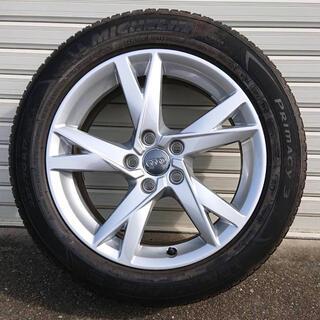 アウディ(AUDI)のアウディA4 純正タイヤとホイール 美品(タイヤ・ホイールセット)