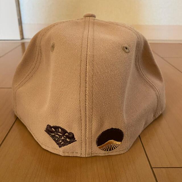 NEW ERA(ニューエラー)の新品 NEW ERA(ニューエラ)BEAMS 別注 男はつらいよ 59FIFTY メンズの帽子(キャップ)の商品写真