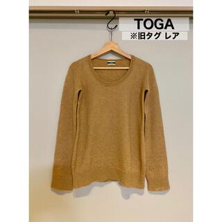 TOGA - TOGA 90's 旧タグ レア モヘア ニット セーター
