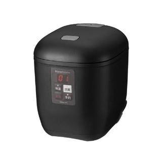 コイズミ(KOIZUMI)の【新品未開封】コイズミ 小型 炊飯器 ライスクッカー ミニ KSC-1550/K(炊飯器)