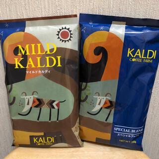 KALDI - ☆KALDI☆ コーヒー粉 200g×2種