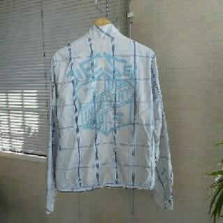 DIESEL - DIESEL  バックデザインが目立つアウターです。パーカーと重ね着もお洒落です