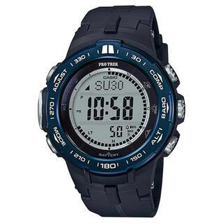カシオ(CASIO)のCASIO プロトレックPRW-3100YB-1JF(腕時計(デジタル))