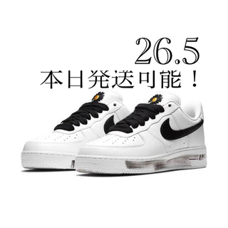 NIKE - NIKE AIR FORCE 1 パラノイズ 26.5