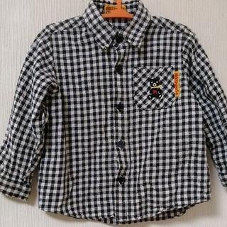 DOUBLE.B - mikihouse★シャツ90★ 3枚SET