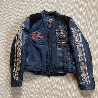 ハーレーダビッドソン(Harley Davidson)のハーレーダビッドソン ジャンパー(ライダースジャケット)
