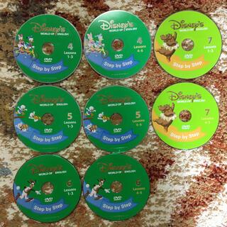 Disney - ディズニー英語システム world of English メインプログラムDVD