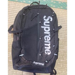 Supreme - シュプリーム17SSバックパック