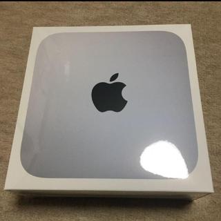 Mac (Apple) - Apple mac mini M1チップ MGNR3J/A 新品 未開封