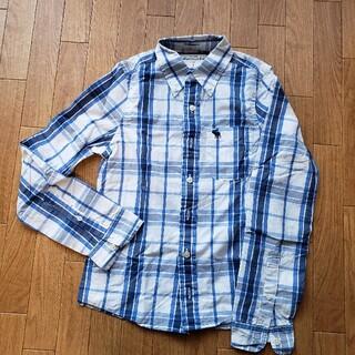 アバクロンビーアンドフィッチ(Abercrombie&Fitch)のアバクロ ボタンダウンシャツ フォーマル 子供用(Tシャツ/カットソー)
