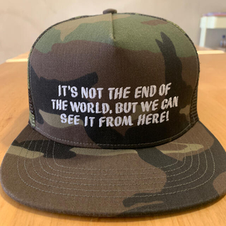 シュプリーム(Supreme)のSupreme 19FW End Of The world Meshcap(キャップ)