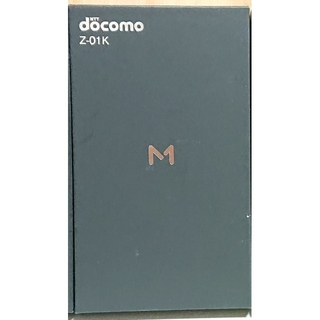 NTTdocomo - DOCOMO M Z-01K 美品 SIMフリー 2  送料込み