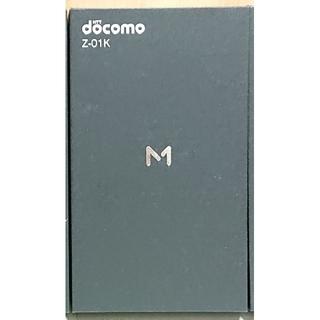 NTTdocomo - DOCOMO M Z-01K 美品 SIMフリー 3  送料込み