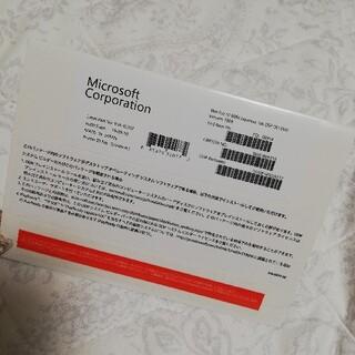 Microsoft Windows10 Pro 64bit DSP版 DVD
