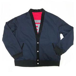 シュプリーム(Supreme)の10匣 × VIRGIL NORMAL「reversible jacket」(カーディガン)