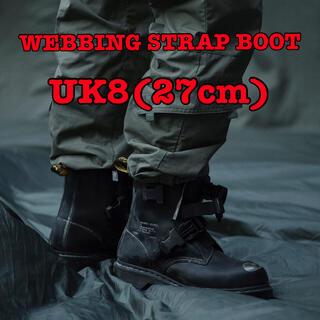Dr.Martens - Dr.Martens 1460 WTAPS WEBBING STRAP BOOT
