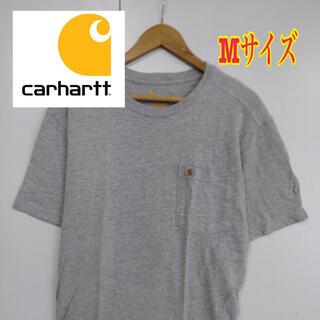 carhartt - 【大人気】美品 カーハート リラックスフィット Mサイズ グレー ゆるだぼ 古着