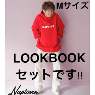 AAA - 【新品】naptime.パーカー&LOOKBOOKセット