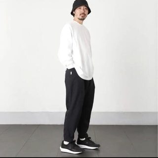 See See×S.F.Cシャカシャカ TAPERED EASY PANTS