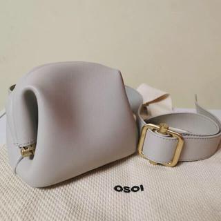 トゥデイフル(TODAYFUL)のpea nut  leather bag(ショルダーバッグ)